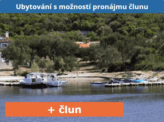 Chorvatsko pronájem èlunu