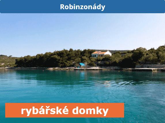 Chorvatsko robinzonáda