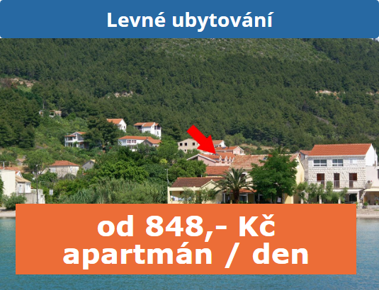 Chorvatsko levnì