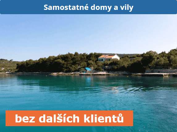 Chorvatsko domy