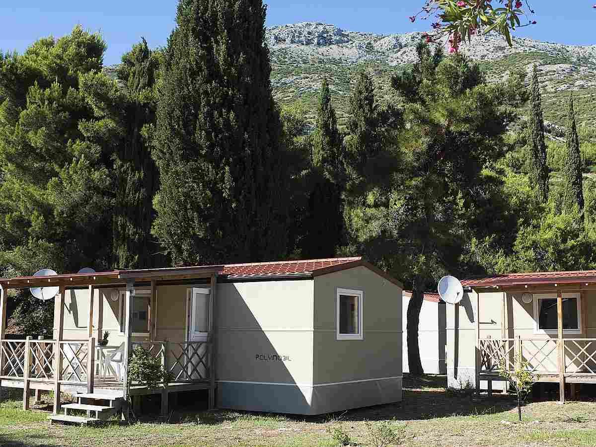 Mobilní domy PERNA Orebiæ