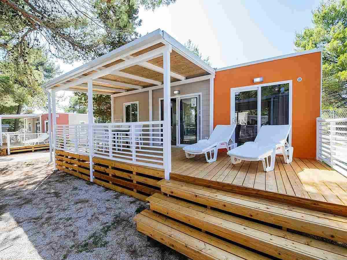 Mobilní domy ZATON HOLIDAY RESORT Zadar