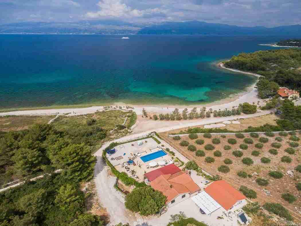 Ubytování Chorvatsko pro 8 osob