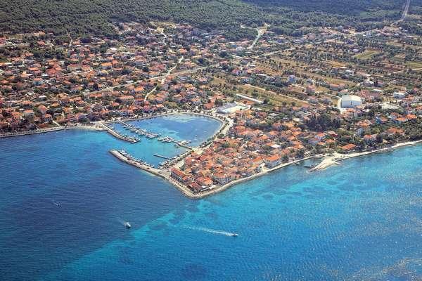 Zadar last minute letecky
