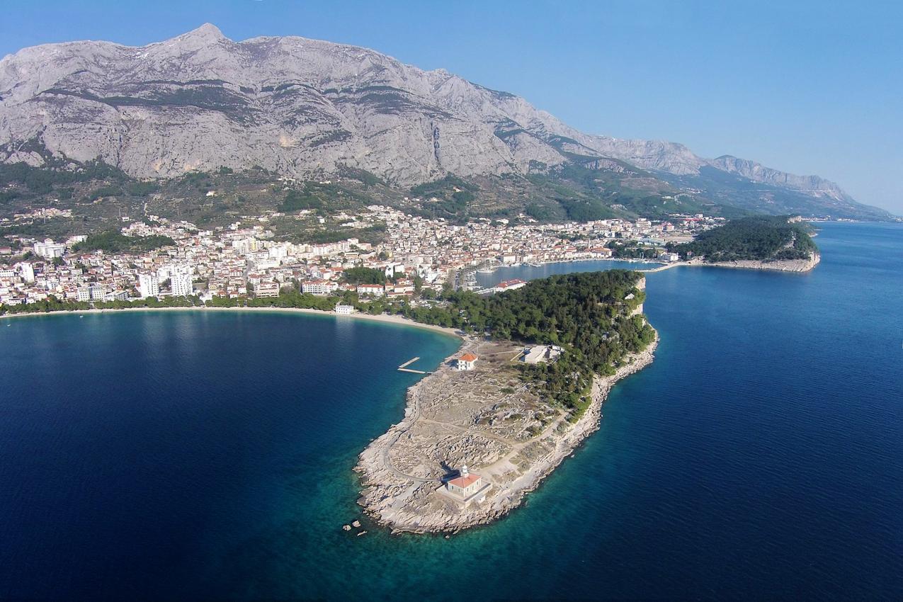Apartmány Makarska