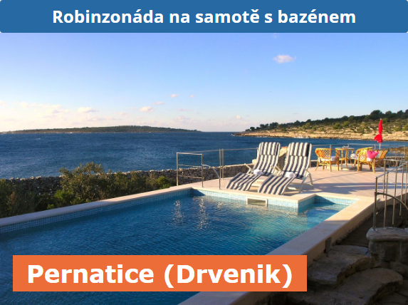 Chorvatsko s bazénem